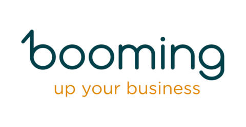 booming logo