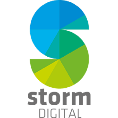storm digital logo
