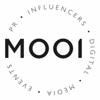 Mooi The agency logo