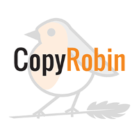 Copy robin logo