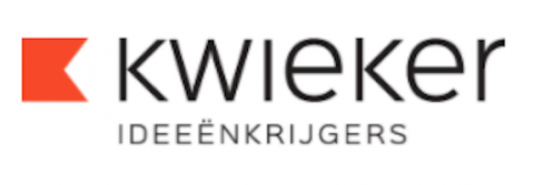 Kwieker communicatiebureau logo