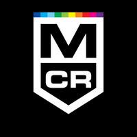 MCR Reclamebureau logo
