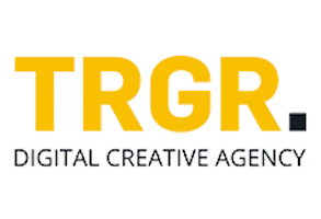 TRGR logo