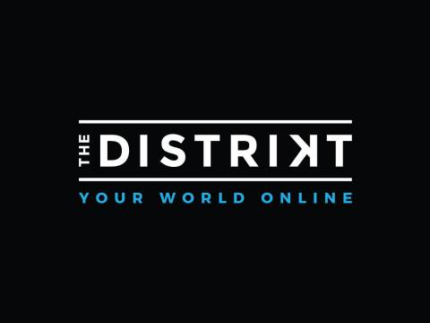 The distrikt logo