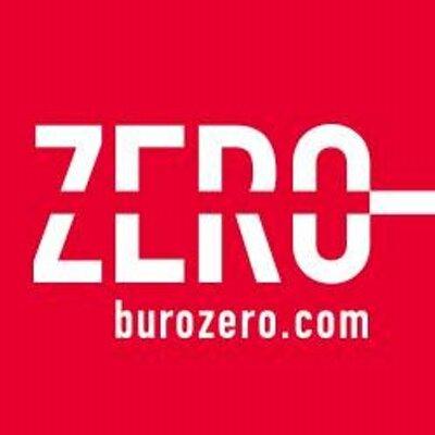 buro zero Rotterdam logo