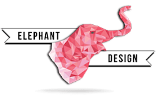 elephant design logo