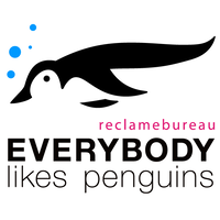 everybody likes penguins logo