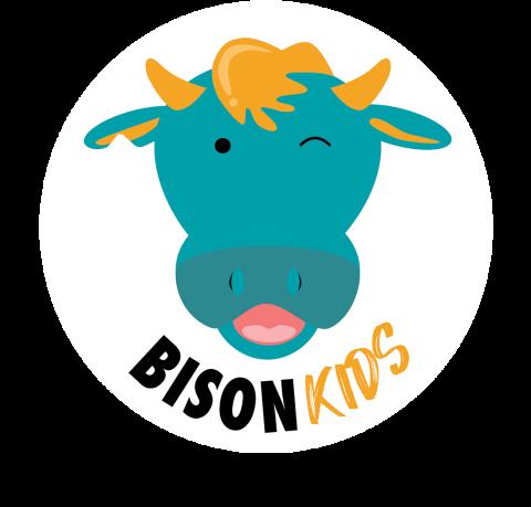 bison kids logo