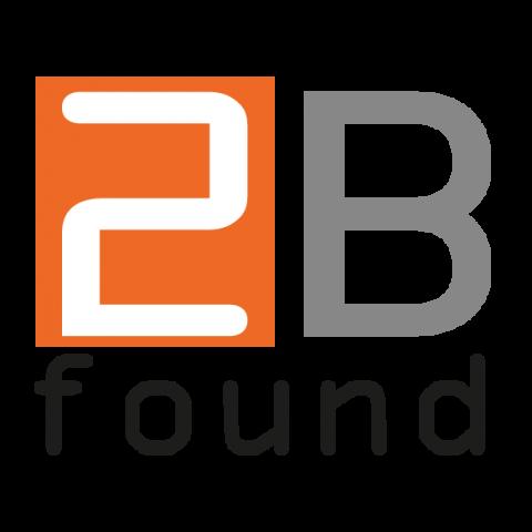 2bfound logo