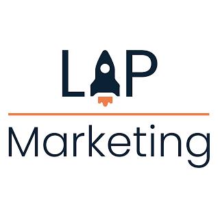 lap marketing logo